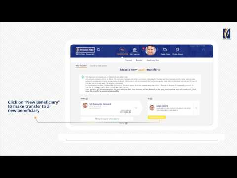 How To Do Local Transfers With Emirates NBD Online Banking Mp3