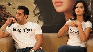 Meet N Greet  With Salman Khan & Katrina Kaif   Ek Tha Tiger