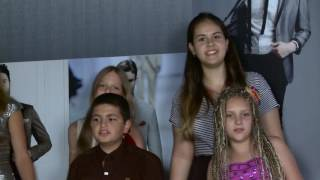 Телепроект «Соло-Дети» (1/8): 19. Карина Есаян (Краснодар, 12 лет)