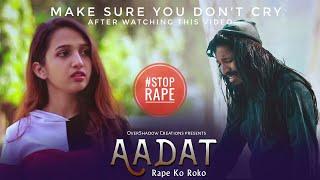 Aadat- Juda Hoke Bhi | Kapil & Moon | Atif Aslam | Anti-Rape special | Heart Touching Video