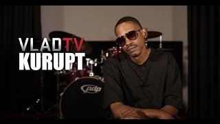 Kurupt Shows Off Strains From His Medicinal Cannabis Line