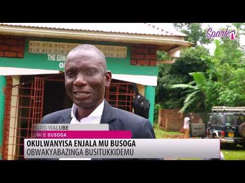 Obwa Kyabazinga butandise okusomesa abantu ku nnima ey'omulembe
