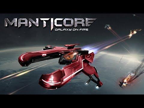 Manticore Galaxy on Fire - Announce [ESRB] thumbnail