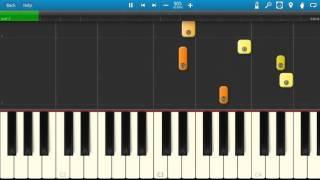 2 Chainz ft. Wiz Khalifa - A Milli Billi Trilli - Piano Tutorial - How to play - Synthesia