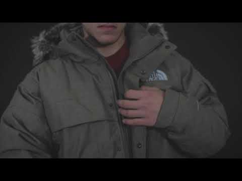 The North Face Parka lll McMurdo | Cosmos Sport