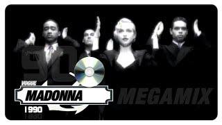 Best Dance Hits 1990-1999 ♛ Video Megamix 2017 (Part 1)