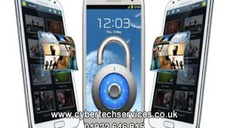 preview picture of video 'CyberTech Computer repairs Walsall Best mobile phone repairs Walsall'