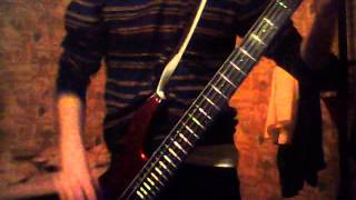 Korn - Twist (Bass cover)