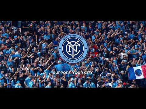 New York City Football Club Commercial (2016 - 2017) (Television Commercial)
