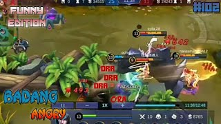 Mobile Legends WTF | Funny Moments 102