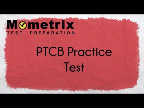 Best PTCB Practice Test - YouTube