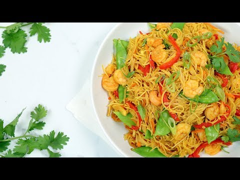 3 EASY Stir-Fry Recipes | Singapore Noodles, Thai Beef & Spring Roll Stir Fry