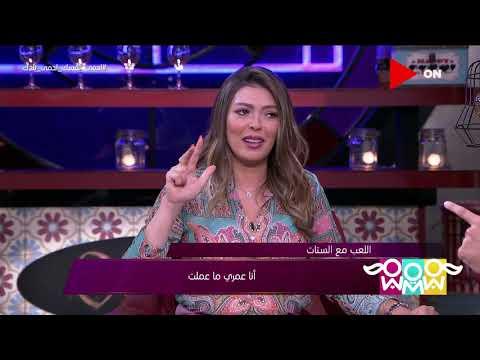 """أحمد صلاح حسني يلعب """"عمري ما عملت"""" في """"راجل و 2 ستات"""""""