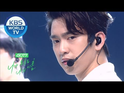 GOT7(갓세븐) - Your Calling My Name [Music Bank / 2019.11.08]