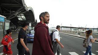 Александр Овечкин прибыл с визитом в Китай