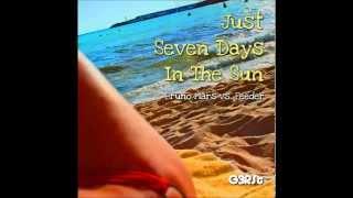 G3RSt - Just Seven Days In The Sun (Bruno Mars vs. Feeder)