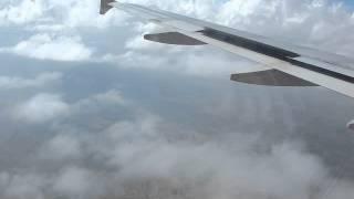 2015-01-08 Flight Bangkok to Mandalay