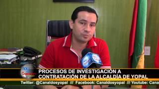 preview picture of video 'Personeria de Yopal abre Investigación sobre Contratación en la Alcaldía de Yopal'