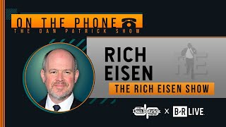 Rich Eisen Talks Lamar Jackson, Rams, Frank Gore, & More w/ Dan Patrick | Full Interview | 11/26/19