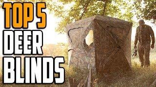 Best Deer Blinds 2020 - Top 5 Deer Blind Reviews
