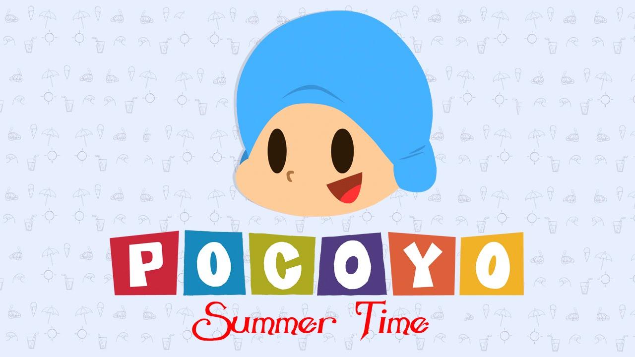 Pocoyó – ¿Preparado para disfrutar del verano?