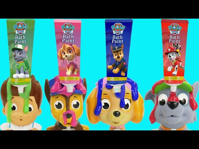 Color-changing-paw-patrol-bathtime