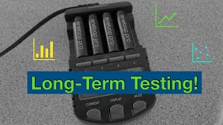 Panasonic Eneloop Pro Long-Term Testing Results