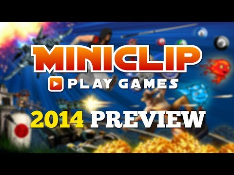 Miniclip 2014 preview Thumbnail