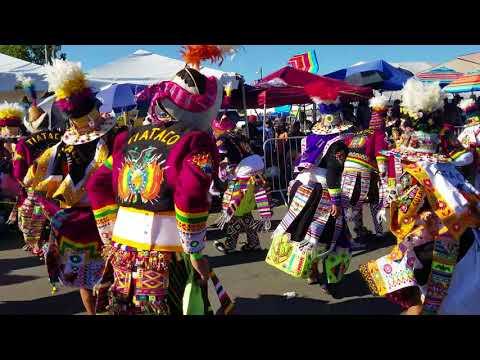 TINKUS TIATACO USA...festival boliviano, va,usa. 2018