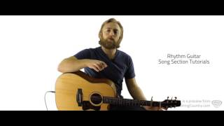Gambar cover Wanna Be That Song Guitar Lesson and Tutorial - Brett Eldredge