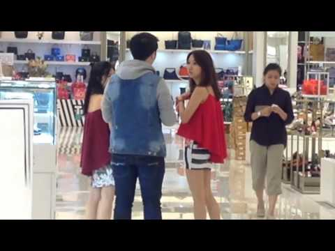 Video Cara  kenalan dan minta no HP cewe random ( How to pick up girls number ) #1