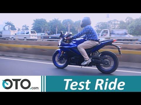 Yamaha YZF R25 2018 | Test Ride | Sport Yang Masuk Akal | OTO.com