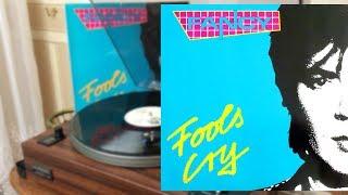 "Fancy - Fools Cry (Spanish Single 12"")"
