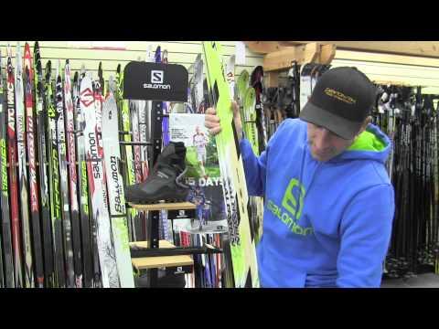McBike explains Salomon X-Adventure Series of XC skis