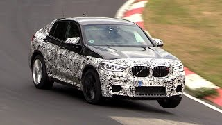 2019 BMW X4 M - Exhaust SOUNDS on the Nurburgring!