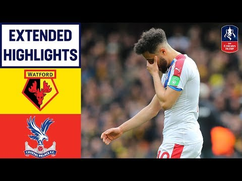 Gray Scores Winner as Palace Bow Out! | Watford 2-1 Crystal Palace | Emirates FA Cup 18/19
