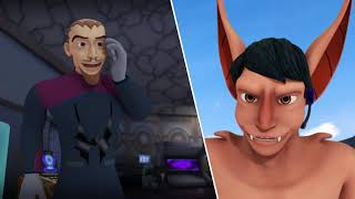 Shiva   Full Episode 51   The Danger Of Human Bat