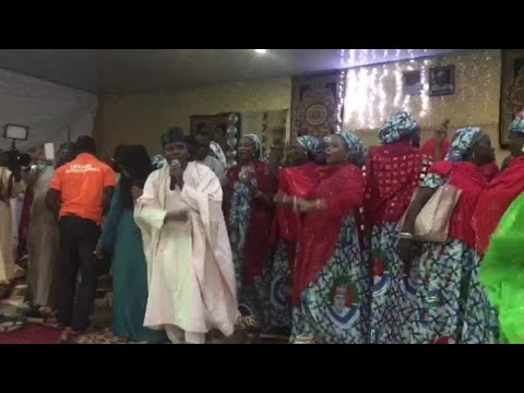Ikram kano Tare Kashim Shatima Awajen Biki Video 2018