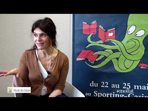 Lire sur la vague : Rencontre avec Anaïs Vaugelade