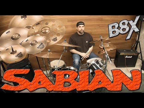 Sabian B8X Super Cymbal Pack Review
