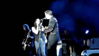 Chris Isaak with Michelle Branch - I Lose My Heart