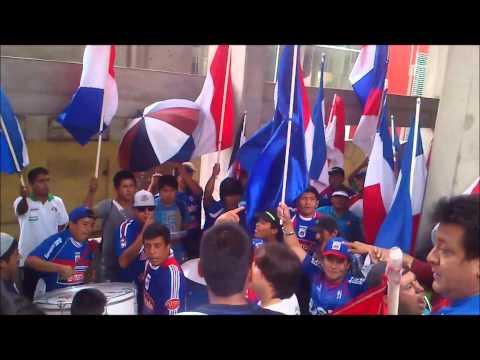 """""""LA 12 TRICOLOR: LA TV PREVIA 12 TRICOLOR Y NUEVA TRICOLOR"""" Barra: La 12 Tricolor • Club: C.A. Mannucci"""