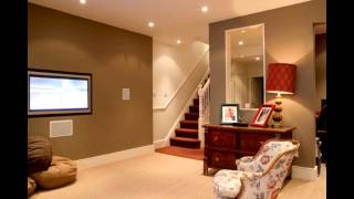 Basement Decor: 45 Simple And Stylish Ideas