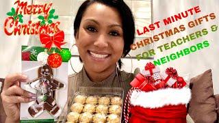 LAST MINUTE CHRISTMAS GIFTS UNDER $30 FOR TEACHERS & NEIGHBORS
