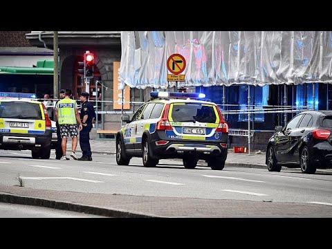 Σουηδία: Πυροβολισμοί στο κέντρο του Μάλμε