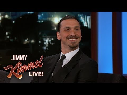 Zlatan Ibrahimović on Playing for LA Galaxy, His Nicknames & The World Cup