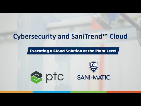 Cybersecurity and SaniTrend™ Cloud - Executing a Cloud Solution at the Plant Level ( Ep3 )
