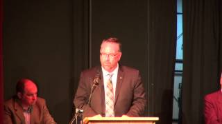 preview picture of video 'Hanover All Candidates Meeting - September 22nd, 2014'