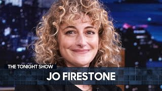 Jo Firestone Taught Stand-up to Senior Citizens for New Comedy Special | The Tonight Show
