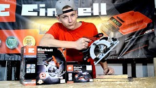 Einhell TE-CS 18 Li-Solo X-Change  /// TEST